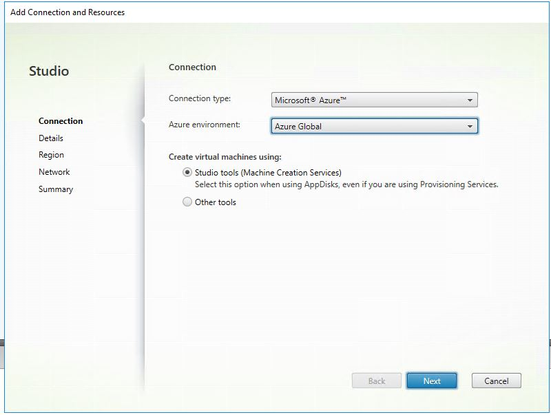 Provisioning XenApp and XenDesktop workloads in Azure! – Azure IT is!