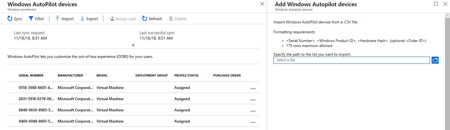 Setup Windows Autopilot with Hybrid Azure AD join – Part 1